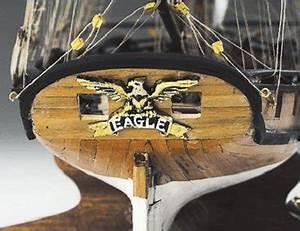 Ship-Models-Wooden-Kits-Cast-Your-Anchor-Corel-Eagle-SM61W ...