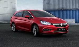 Vauxhall Astra 16 CDTi 16V EcoTEC Tech Line Nav 5dr