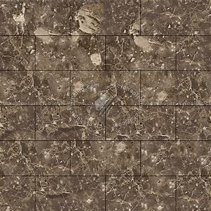 Breccia brown marble tile texture seamless 14179