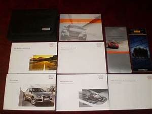 Ebay  Sponsored 2010 10 Audi Q5 Complete Suv Owners Manual