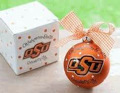 oklahoma state university christmas ornaments 482 best oklahoma state images on