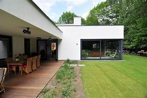 Modern Family Home House DH By CKX Architecten