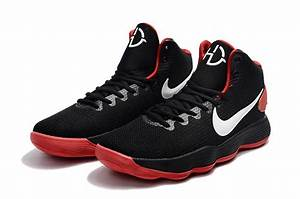 "Cheap Nike Hyperdunk 2017 EP ""Bred"" In Black and Red 