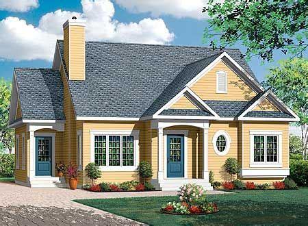 Plan 21775DR: Delightful Cottage House Plan in 2020