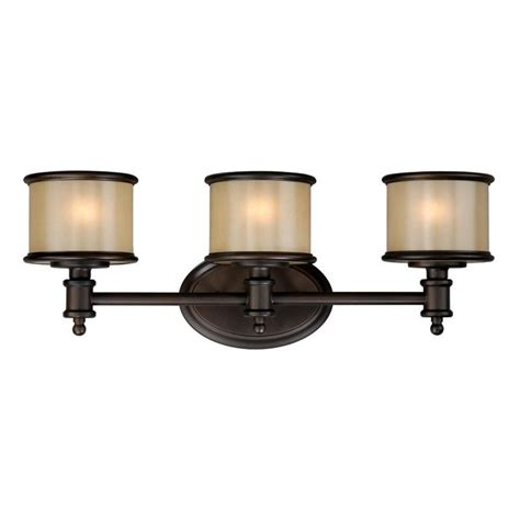 bronze bathroom vanity lighting five lights new 3 light