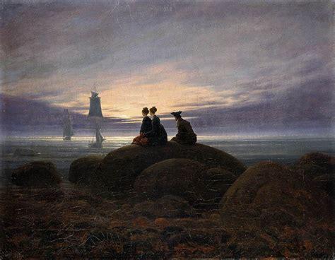 caspar david friedrich kunstwerk caspar david friedrich and cross in the mountain through a darkly