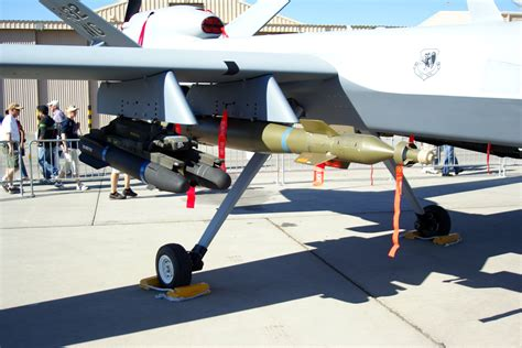 General Atomics MQ-9 Reaper hunter-killer UAV