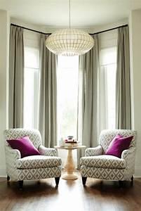 Ideen Fürs Wohnzimmer : gardinen ideen inspiriert von den letzten gardinen trends ~ Buech-reservation.com Haus und Dekorationen