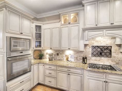 French Vanilla Deluxe, Kitchen Cabinets, Cabinets