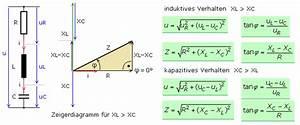 Schaltungen Berechnen : zeigerdiagramme und formeln zu rlc schaltungen ~ Themetempest.com Abrechnung