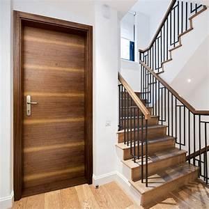 Flat, Front, Entrance, Doors