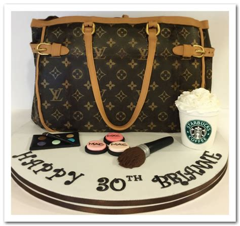 louis vuitton  birthday cake cakecentralcom