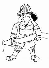 Firefighter Coloring Fireman Printable Clipart Firemen Fire Cliparts Line Fighter Cartoon Sam Library Hat Kid Clip Clipartbest Colouring Hydrant Drop sketch template