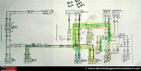 1994 Econoline E4od Wiring Schematic by Can Communication Failure Causes Theft Intermittent No Start