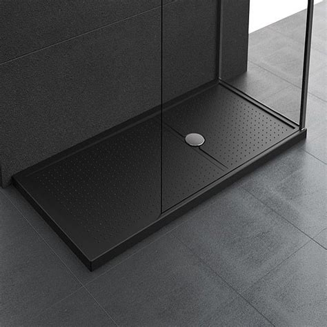 modern bathrooms ideas the 25 best black shower tray ideas on open