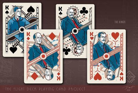 click   airplane playing cards larger  images