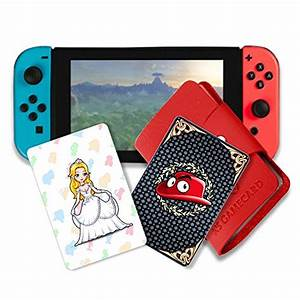 Nfc Tag Game Cards For The Legend Of Zelda Breath Of The