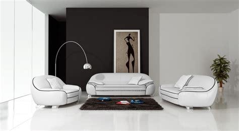 ensemble de canapé ensemble de canapé en cuir italien 2 x 2 places fauteuil