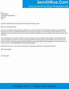 data collection application letter request With dental office collection letter