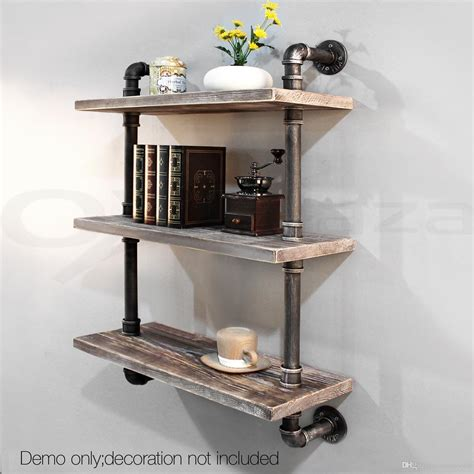 bathroom shelves 2017 bathroom storage bookcase diy industrial retro wall Industrial