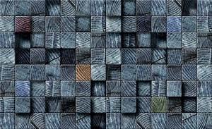 Tapete Blau Muster : kiss fototapeten zu besten preisen fototapete no 1270 vliestapete holz tapete kacheln 3d ~ Orissabook.com Haus und Dekorationen