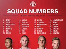 Números del Manchester United para campaña 20152016 La