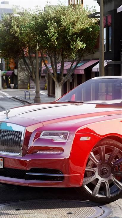 Royce Rolls 4k Gta Dawn Wallpapers Screenshot