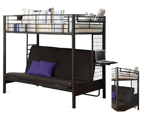 Futon Beds Big Lots by Futon Bunk Bed And Mattress Collection Big Lots