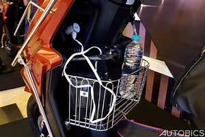 Honda Grazia Accessories Showcased At Its Launch AUTOBICS