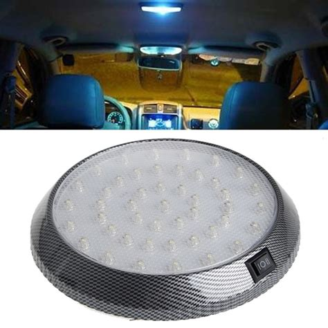 Overhead Interior Car Lights by Car Vehicle 12v 46 Led Interior Indoor Roof Ceiling Dome