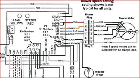 furnace er motor wiring diagram impremedia net