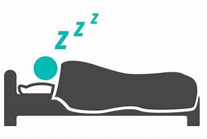 Sleep Sleeping Transparent Illustration Care Person Bed