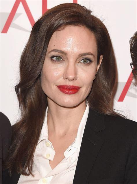 Angelina Jolie - 2015 AFI Awards in Beverly Hills • CelebMafia