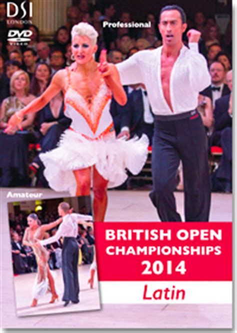 blackpool dance festival  british open