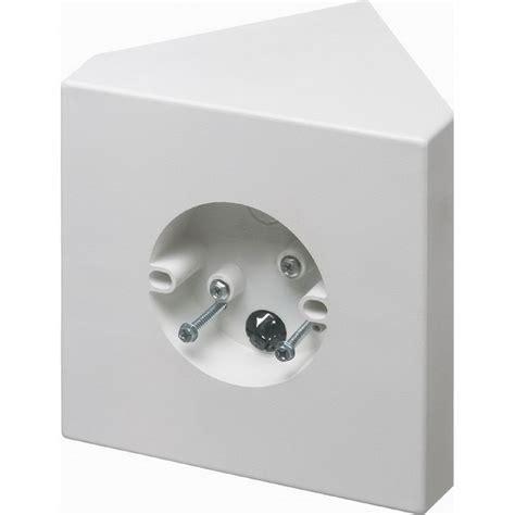 ceiling fan mounting box arlington fb900 non metallic fan and fixture mounting box