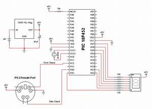 Surface 2 Keyboard Wire Schematics