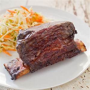 Grill Roasted Beef Short Ribs Recipe Cook's Illustrated