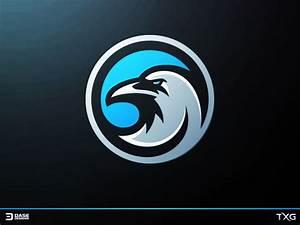 Raven Gaming Logo by Derrick Stratton - Dribbble