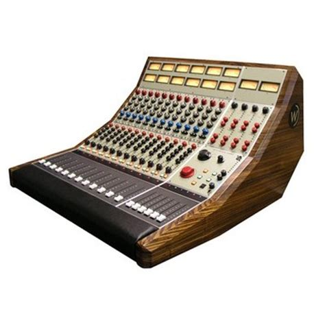 slate raven mti2 desk wunder audio console 12 channel