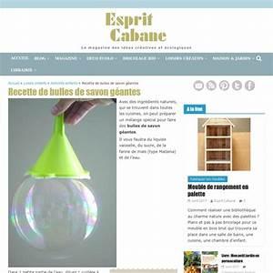 Recette Bulles De Savon : recette de bulles de savon g antes pearltrees ~ Melissatoandfro.com Idées de Décoration