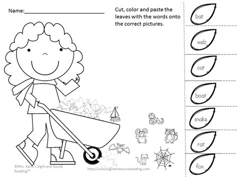 cut and paste activity for kindergarten learning is 176 | 9b778d768fefcb8f40e0fb966b441dca