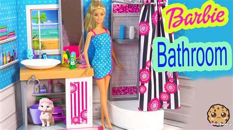 Barbie Bathroom Playset Bathroom Design Ideas