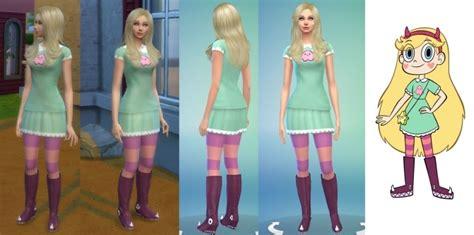 star   forces  evil outfit  ladyyunachi  mod