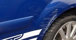 Réparer Rayure Voiture : enlever les rayures de voiture avec le dentifrice fiche ~ Premium-room.com Idées de Décoration
