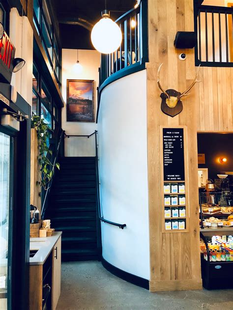 On this trip i got the carrot ginger soup and it was well balanced with a fresh clean finish that warmed and satisfied. Sisters Coffee Opens Wonderfully Reimagined Portland Cafe After a FireDaily Coffee News by Roast ...