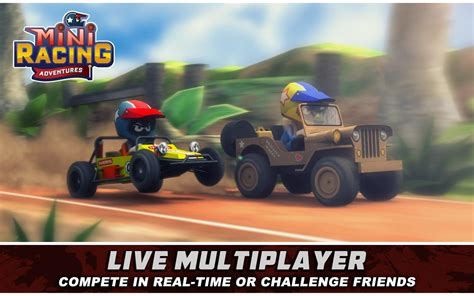 Mini Racing Adventures Apk Download Free Racing Game For
