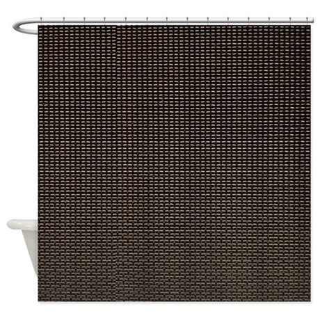 mesh shower curtain metal mesh grid shower curtain by thehomeshop