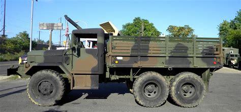 Cummins-powered M35 2 1/2 Ton Cargo Truck With Winch