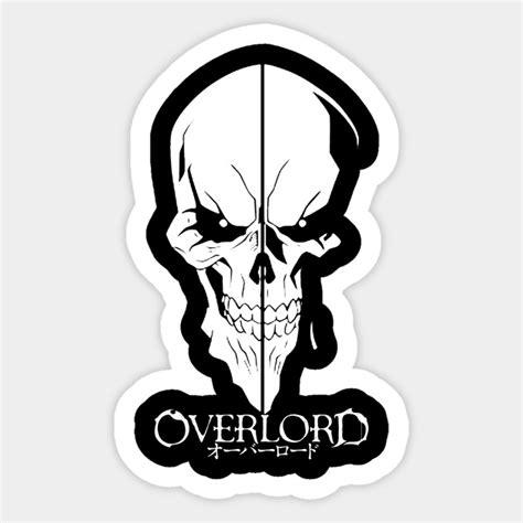 overlord ii ainz ooal gown momonga skull anime t