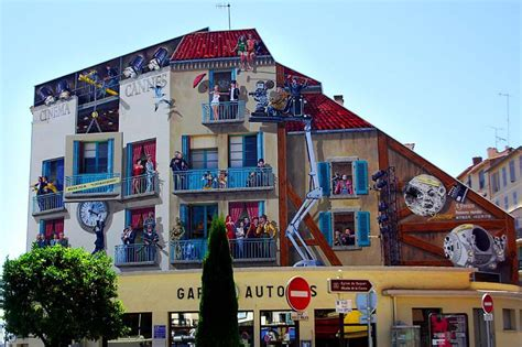 murals  buildings    world idesignarch